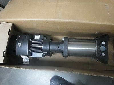 Grundfos Cr4-80A-A-A-Auue Model# D41Z54968P19846 *new*