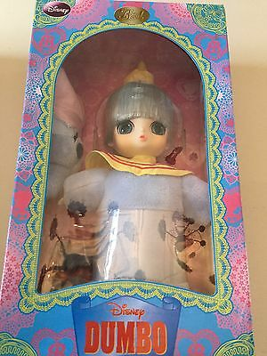 "Disney DUMBO 10.5"" Pullip Doll Anime in box"