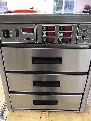 """Dairy Queen-""""HENNY PENNY"""" HC-934DA--3 Drawer Heated Holding Unit."""