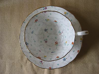 Radfords 7820 China Chintz Floral Tea Cup and Saucer