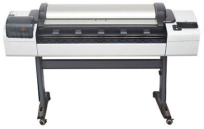 "HP Designjet T2300 eMFP 600dpi 44"" Large Format Color Printer Plotter CN727A"