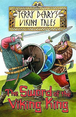 Terry Deary-The Sword of the Viking King  (UK IMPORT)  Paperback BOOK NEW
