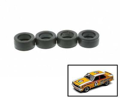 New Scalextric Spares W9897 Front & Rear Tyres Set For Holden Torana L34 C3030