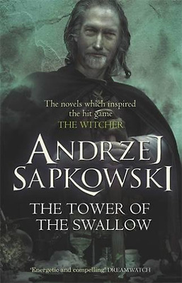 The Tower Of The Swallow  (UK IMPORT)  BOOK NEW
