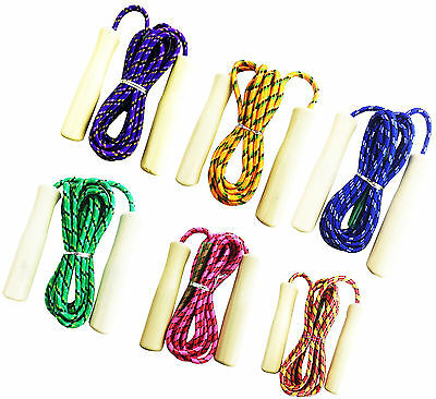 High Skipping Rope For Kids And Adults Colors Blue Pink Orange Purple Yellow