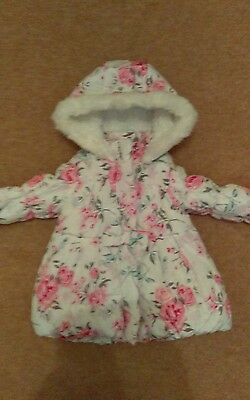 girls 9-12 month coat