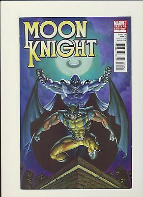 Moon Knight #1! Mark Texeira 1:25 Variant 2011 Marvel Comics! SEE PICS AND SCANS