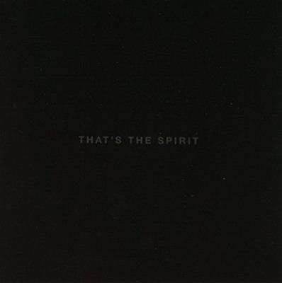Bring Me The Horizon-That`s The Spirit  (Uk Import)  Cd New