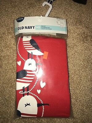 Girls Size 4T Pajamas NWT Old Navy Pj's Long Sleeves & Pants Spring