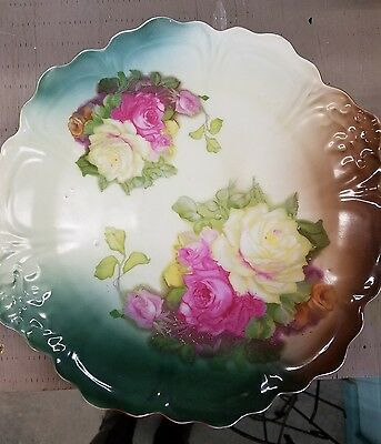 Antique Serving Plate