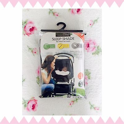 New | SnoozeShade Sleep Shade for Infant Car Seats Group 0 & 0+ From Birth
