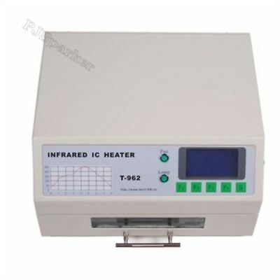 T-962 Infrared Ic Heater Reflow Oven Solder Bga 800 W 180 X 235 Mm T962 R