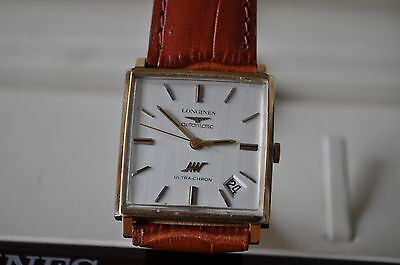 Longines automatic-ultrachron - oro