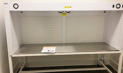 Laminar Flow Hood Cleatech 6ft with stand.  Never used!  1000-11-D