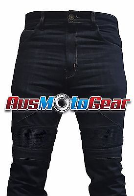 DARERIDER™ Motorcycle Jeans REINFORCED WITH DuPont™ KEVLAR® ARAMID FIBRE