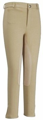 Tuffrider Kids' Cotton Full Seat Breeches