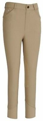 Tuffrider Children's A-Circuit Knee Patch Breeches