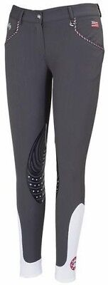 Equine Couture Centennial Knee Patch Breeches Ladies