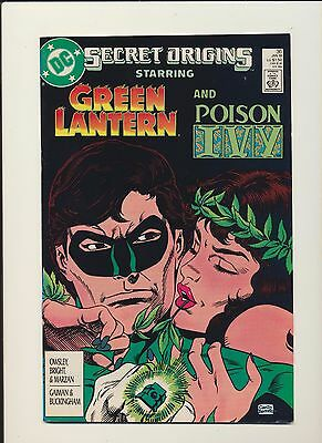 SECRET ORIGINS #36 (1989 DC) 1st Modern Poison Ivy! SEE PICS AND SCANS! WOW! KEY
