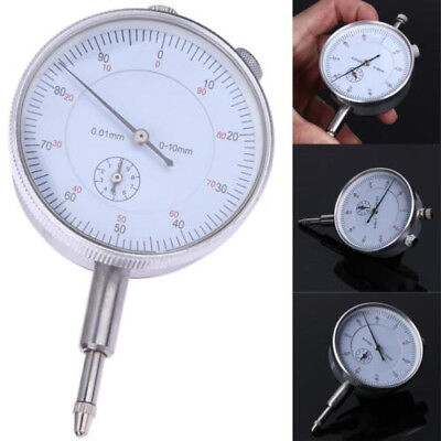 Precision Tool 0.01mm Accuracy Measurement Instrument Dial Indicator Gauge  #VIC