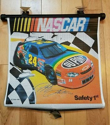 Safety 1st Jeff Gordon Window Baby Sun Blocker Suction Cup