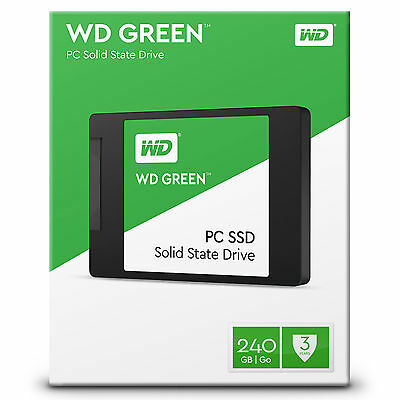 "WD Green 2.5"" Internal SSD 120GB 