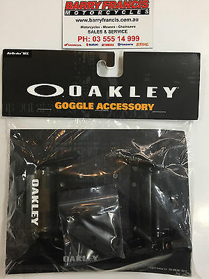 Oakley Airbrake Mx Goggle Roll Off Kit - Convert Your Goggles To Roll Off