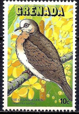 Grenada 1992 National bird Dove Pigeon Bature 1 v MNH