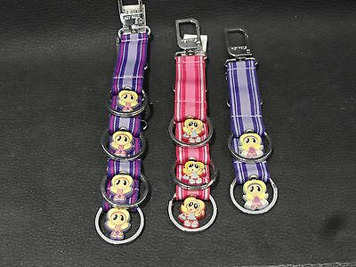 9 KEY PAL KEYRINGS IDEAL PARTY GIFTS PRESENT GIFT TOP QUALITY KEY RINGS (2a)