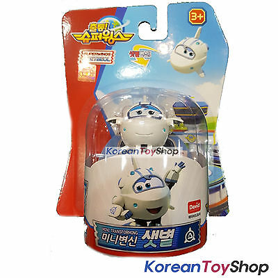 Super Wings Mini ASTRA SAETBYEOL Transformer Robot Toy Season 2 New