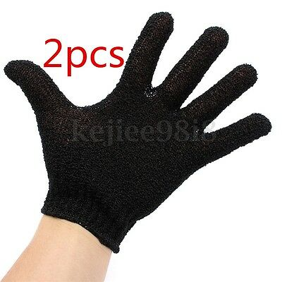 2pcs Heat Resistant Protective Gloves For Hair Straightener Curling Tongs Wand