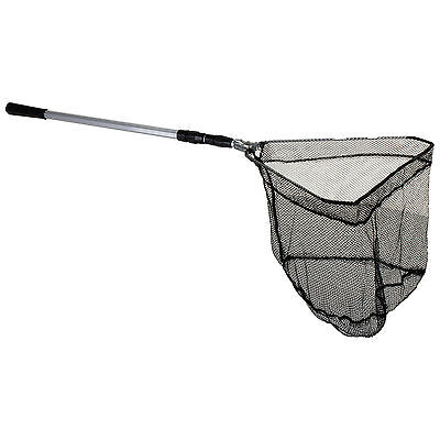 Fishing Net Pond Swimming Pool Cleaner Leaves Collector Remover Skimmer Handheld