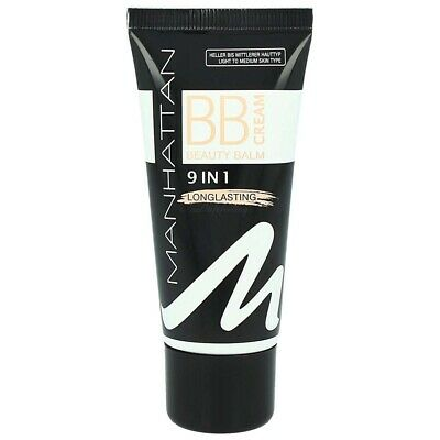 Manhattan 9 in 1 BB Cream 30 ml