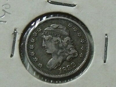 1832 Bust Half Dime - attractive older coin