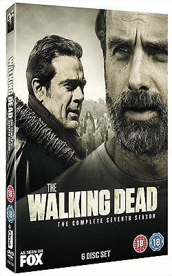 The Walking Dead Season 7 DVD New & Sealed Fast UK Delivery UK Compatible