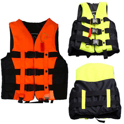 Creative Kids Children Safe Life Jacket Vest Fishing Swimming Adjustable Belt