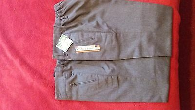 2 pairs girls school trousers size 12 yr old