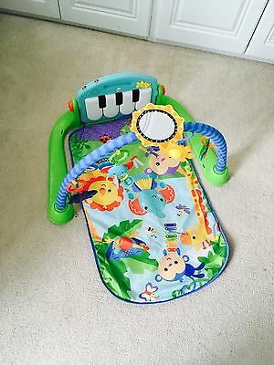 Fisher Price Piano Gym Playmat Baby