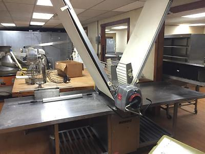 Rondo reversible dough sheeter SMK 64
