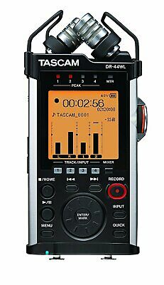 TASCAM DR-44WL4-track Digital Recorder with WIFI