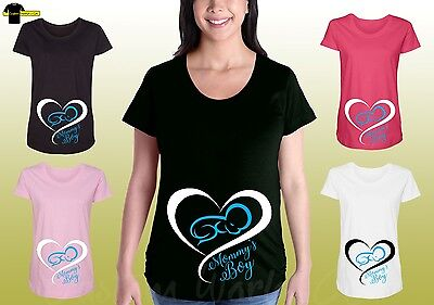 Maternity Graphic Tee Shirt Mother Funny Maternity Designed Pregnancy Shirt