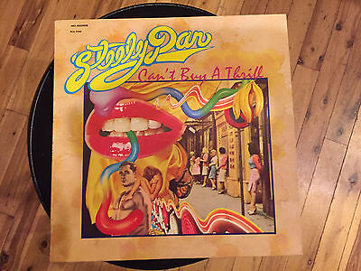 "Steely Dan - Cant Buy A Thrill - 12"" vinyl LP record"