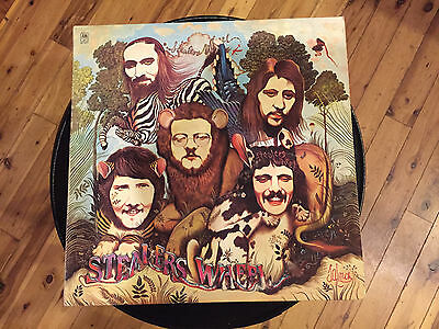 "Stealers Wheel - Self Titled 12"" vinyl LP record - Stuck In The Middle with You"