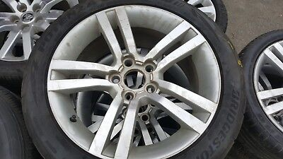 """Holden Commodore Ve Sv6 18"""" Alloy Mag Wheel Spare Alloy Rim Without Tyre"""