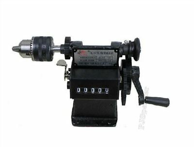 Electric Dual-Purpose Manual Hand Winding Machine Chuck Coil Winder New Coil C