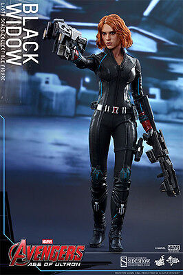 Hot Toys Marvel's Black Widow / Avengers - Age Of Ultron / Sixth Scale Figure