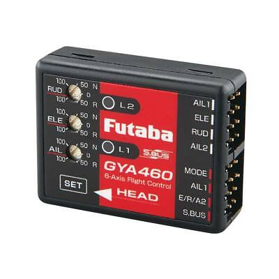 Futaba GYA460 6-Axis S.Bus Electric Airplane Gyro Flight Stabilizer / Control