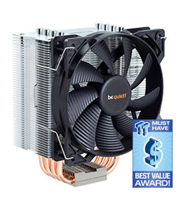 NEW Be Quiet! Pure Rock CPU Cooler