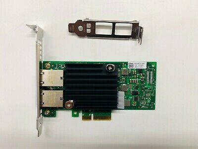 Intel X550-T2 10G Ethernet Server Adapter Converged Network Adapter