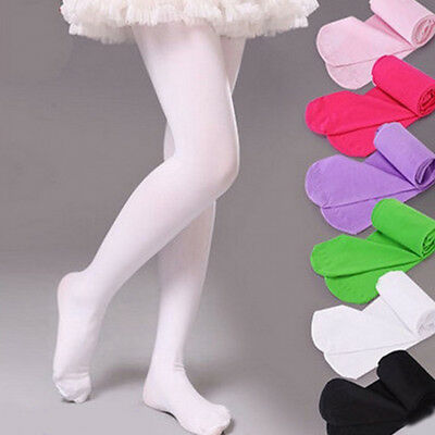 Candy Color Baby Tights Kids Childrens girls Dance Socks ballet Tights Pantyhose
